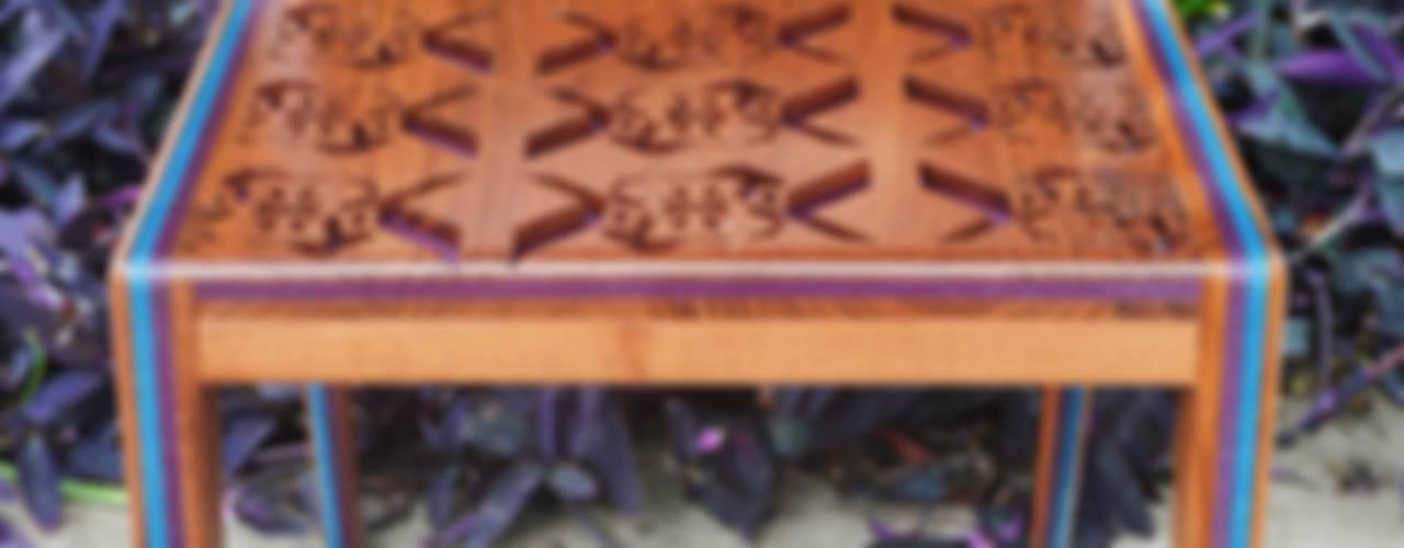 Silla Báaxal:  de estilo  por MoMé - Mobiliario México