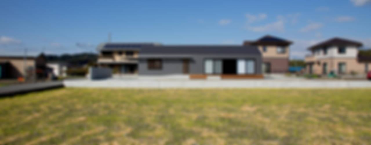 福の家: モリリエ ケンチク&デザインが手掛けた家です。,オリジナル