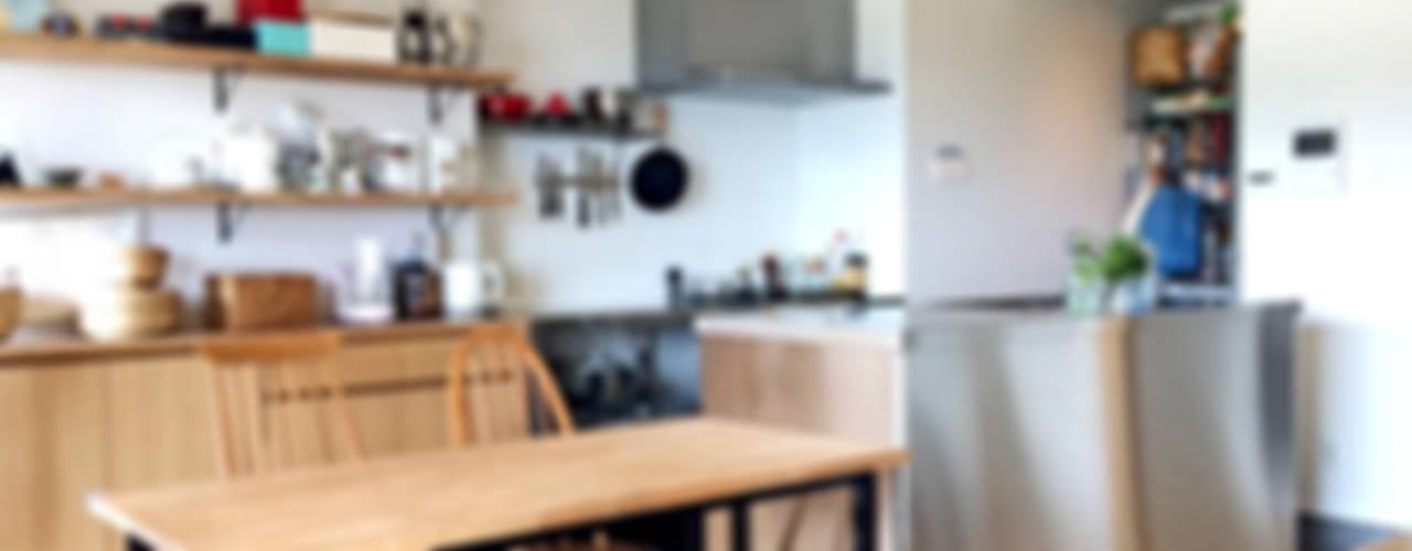 İskandinav Yemek Odası GRID DESIGN 株式会社 İskandinav