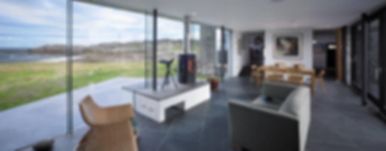 Livings de estilo  por WT Architecture , Moderno