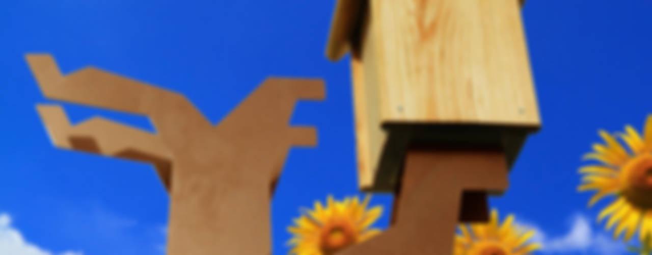 Vogelboomhut van Maandag meubels Scandinavisch