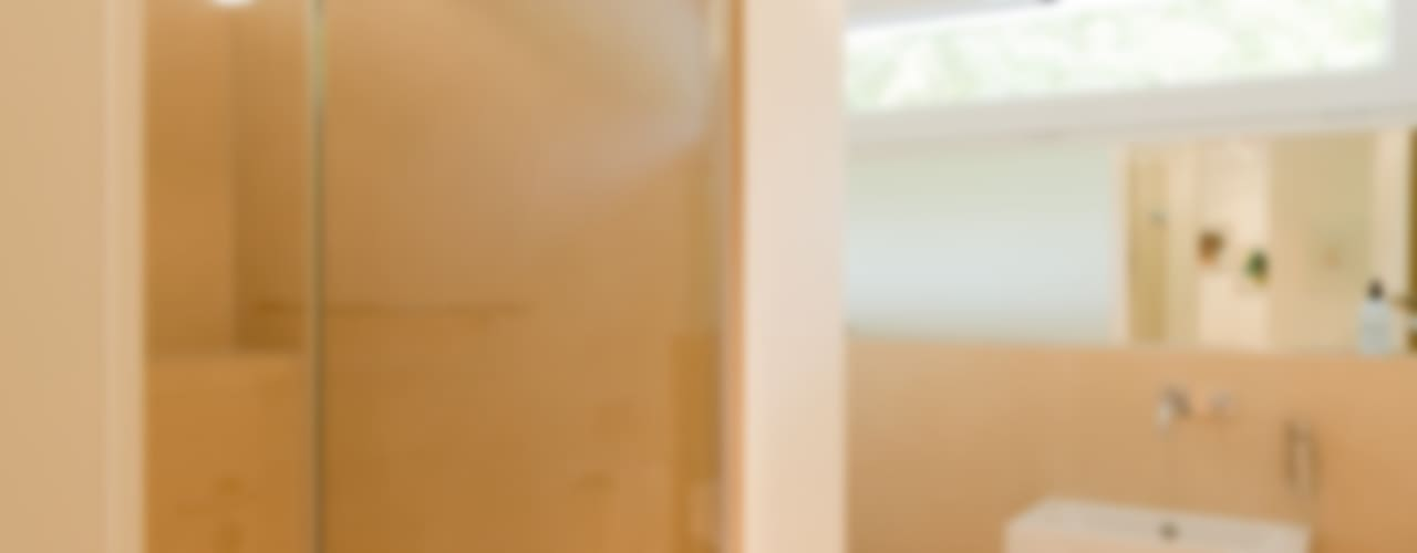 Haus STS Moderne Badezimmer von Ferreira | Verfürth Architekten Modern