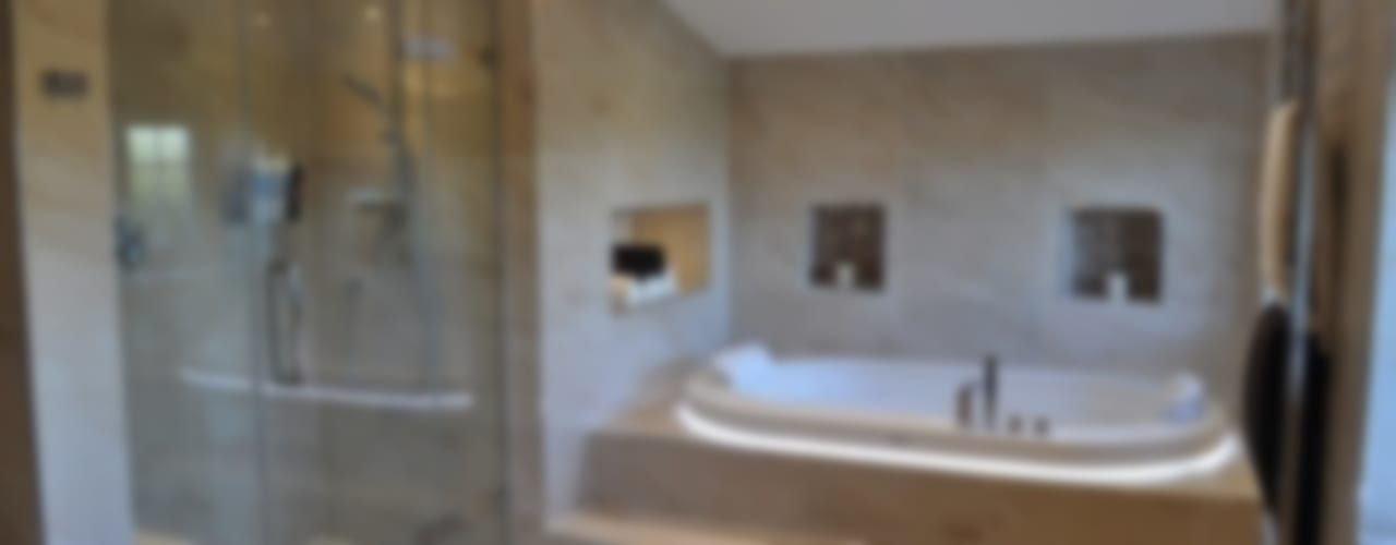 Ensuite, Little Baddow Modern bathroom by Daman of Witham Ltd Modern