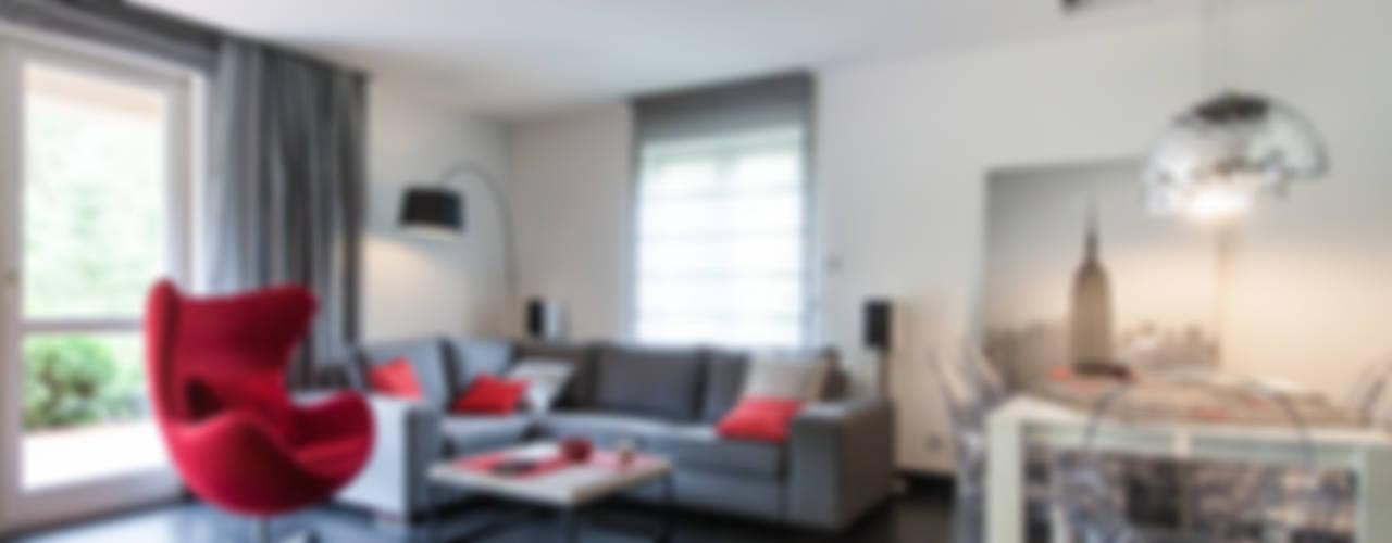 Modern Living Room by Inspiration Studio Modern