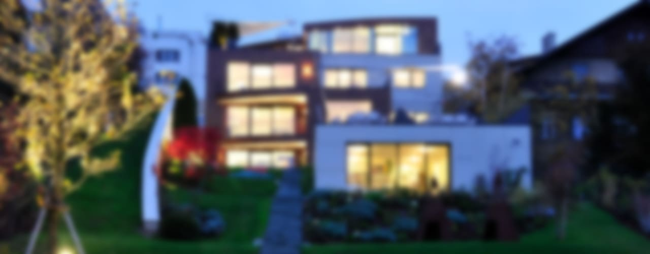 Projekty,  Domy zaprojektowane przez zone architekten