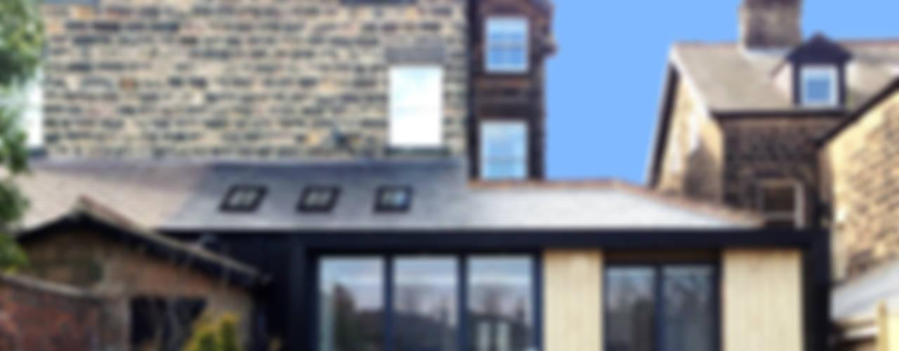 Kitchen Garden, Harrogate Modern houses by doma architects Modern