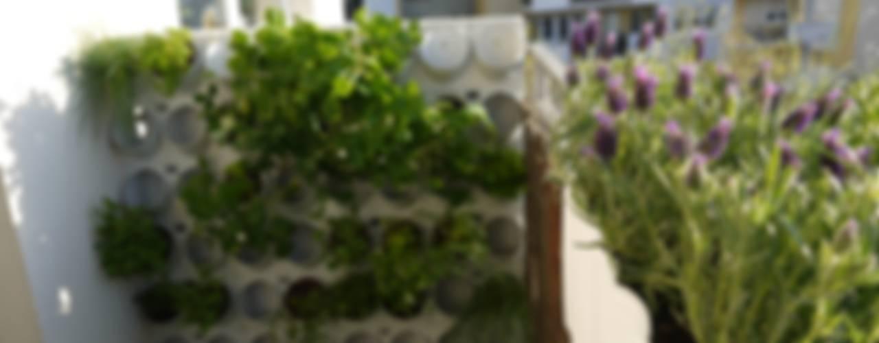 Pixel Garden Balconies, verandas & terraces Accessories & decoration