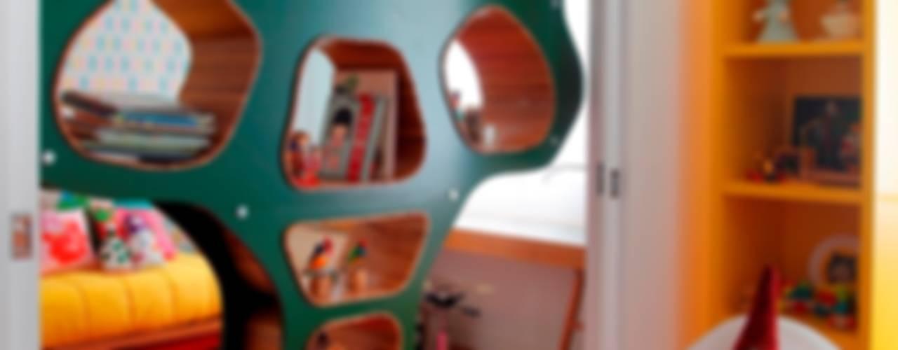Cuartos infantiles de estilo moderno de Oba! Arquitetura Moderno