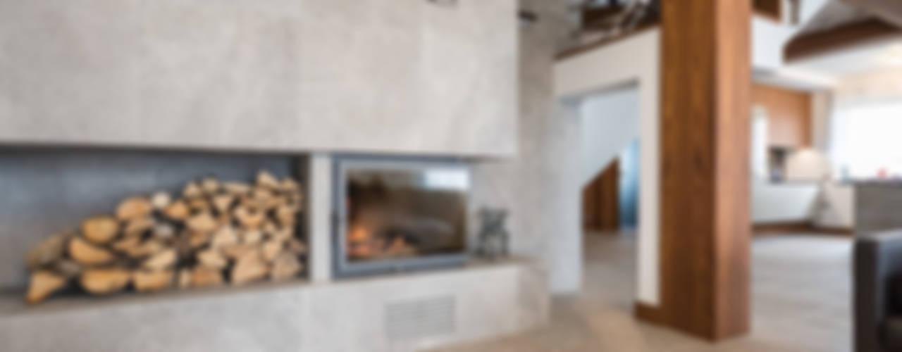 Meble do domu jednorodzinnego pod Krakowem: styl , w kategorii  zaprojektowany przez Zirador - Meble tworzone z pasją,Nowoczesny