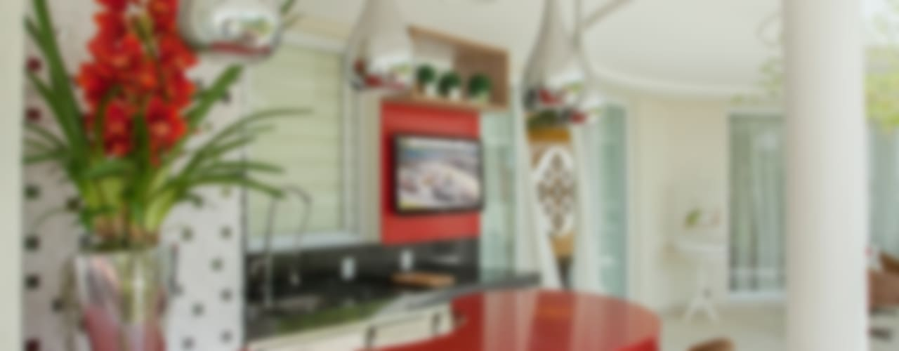 de estilo  por Designer de Interiores e Paisagista Iara Kílaris, Moderno
