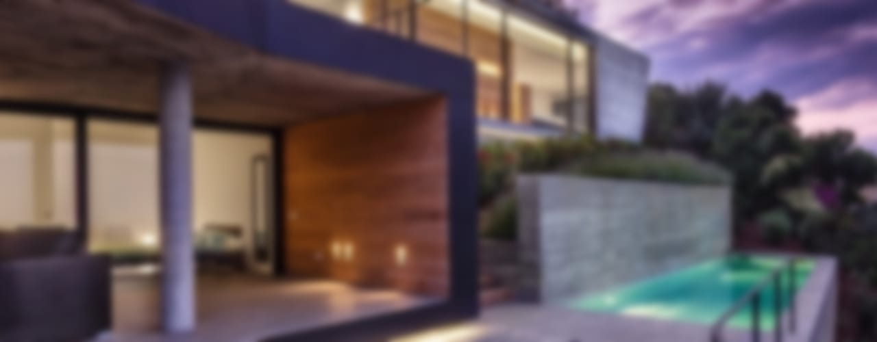 Casas modernas: Ideas, imágenes y decoración de VelezCarrascoArquitecto VCArq Moderno
