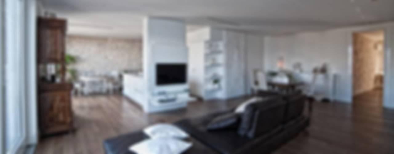 Salas de estilo moderno de Francesca Ignani Interiors Moderno