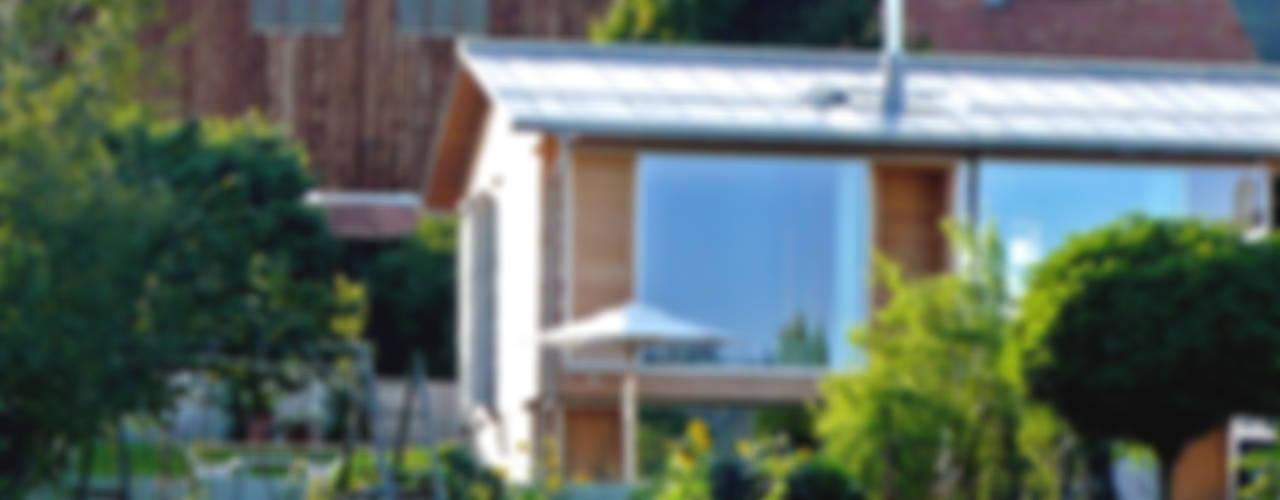 Einfamilienhaus Kr von becker architekten Minimalistisch