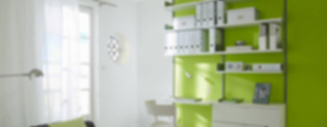 Regalraum GmbH의  서재 & 사무실