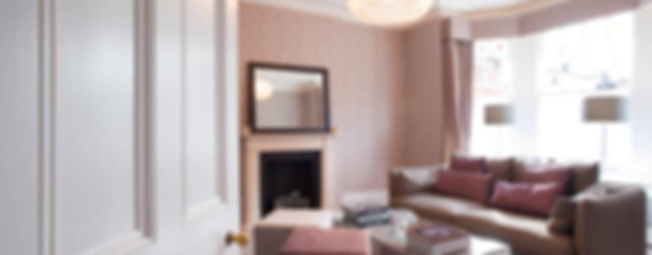 Clapham, SW4 Modern living room by Build Team Modern