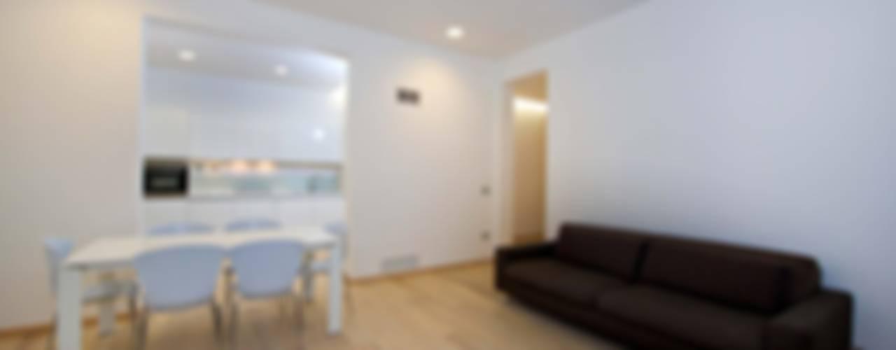 Casa A&C Soggiorno minimalista di Giuseppina PIZZO Minimalista