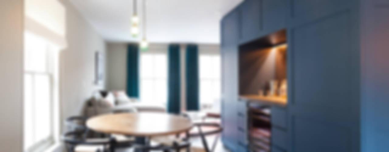 Lonsdale Road, London W11 Modern Living Room by Studio Duggan Modern