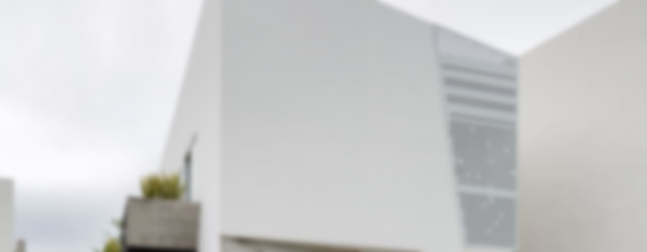 Casas de estilo  por Taller ADC Architecture Office