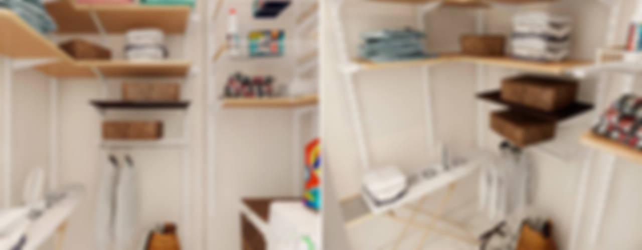 """Квартира в ЖК """"Парадный квартал"""" Гаражи в эклектичном стиле от Студия дизайна интерьера Маши Марченко Эклектичный"""