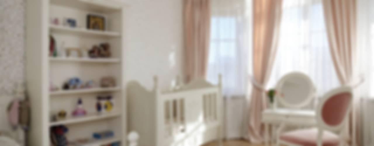 Дом в поселке Ильичевка Детская комнатa в стиле кантри от ANIMA Кантри