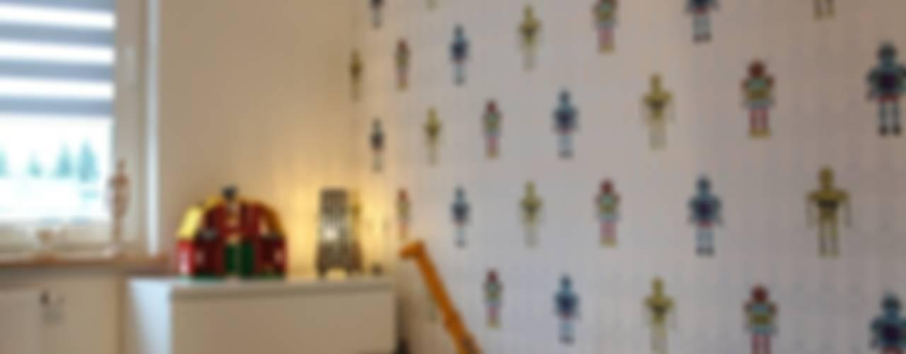 pokoje dziecięce: styl , w kategorii Pokój dziecięcy zaprojektowany przez abostudio,Nowoczesny