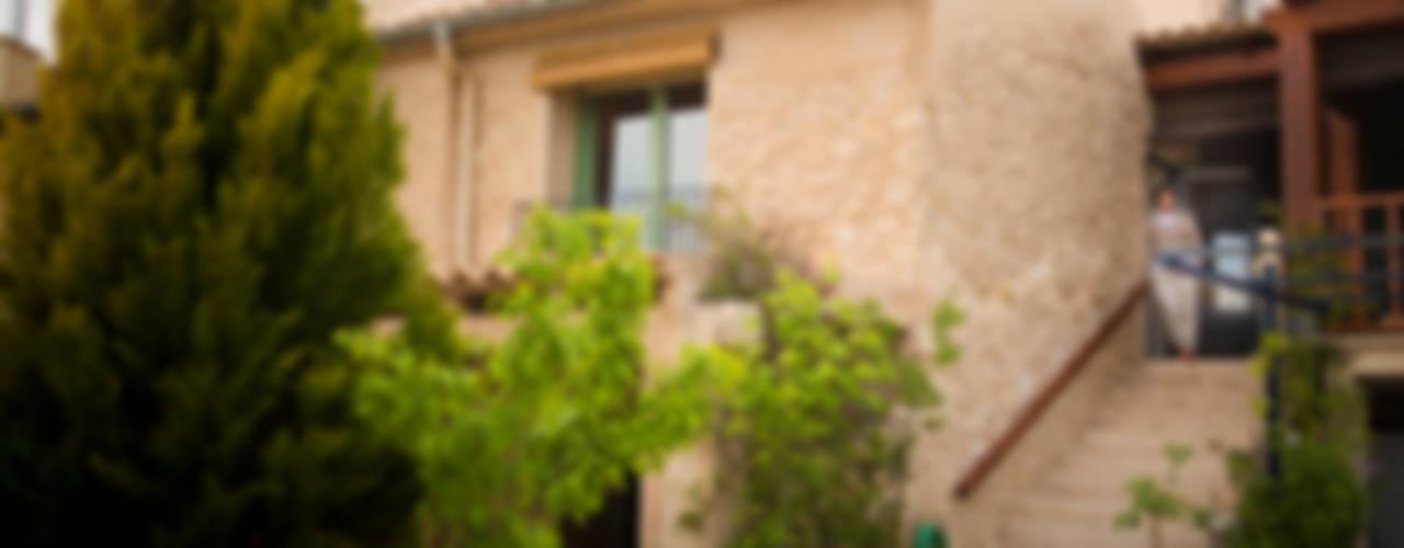 Reforma casa FCN en Onil, Alicante Casas de estilo rural de DMP arquitectura Rural