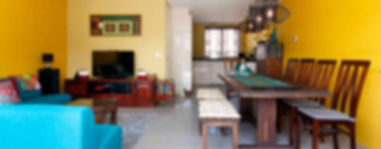Kleurrijke Asie van Aileen Martinia interior design - Amsterdam Aziatisch