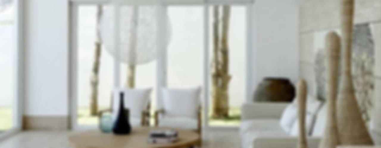 de estilo  por MOHD - Mollura Home and Design