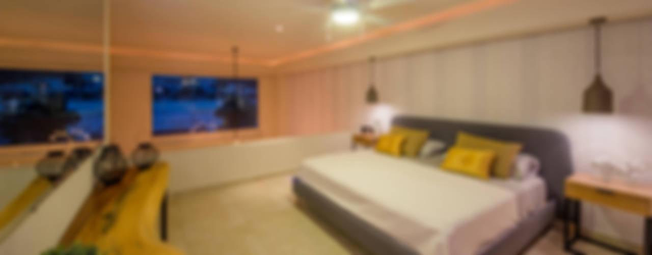 Nowoczesna sypialnia od DECO Designers Nowoczesny