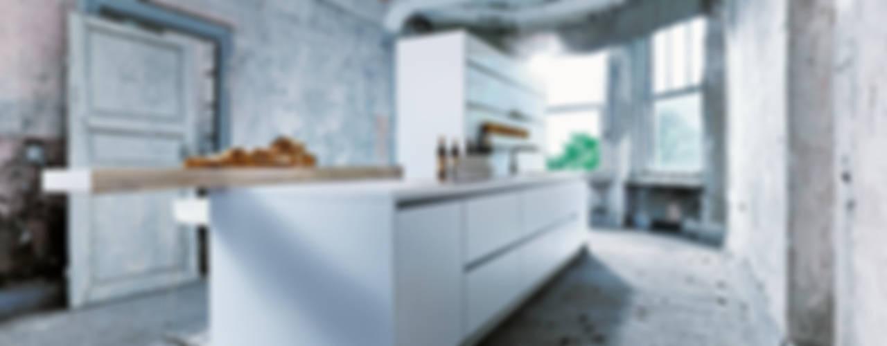 Schüller Next125 NX800:  Keuken door Eiland de Wild Keukens,