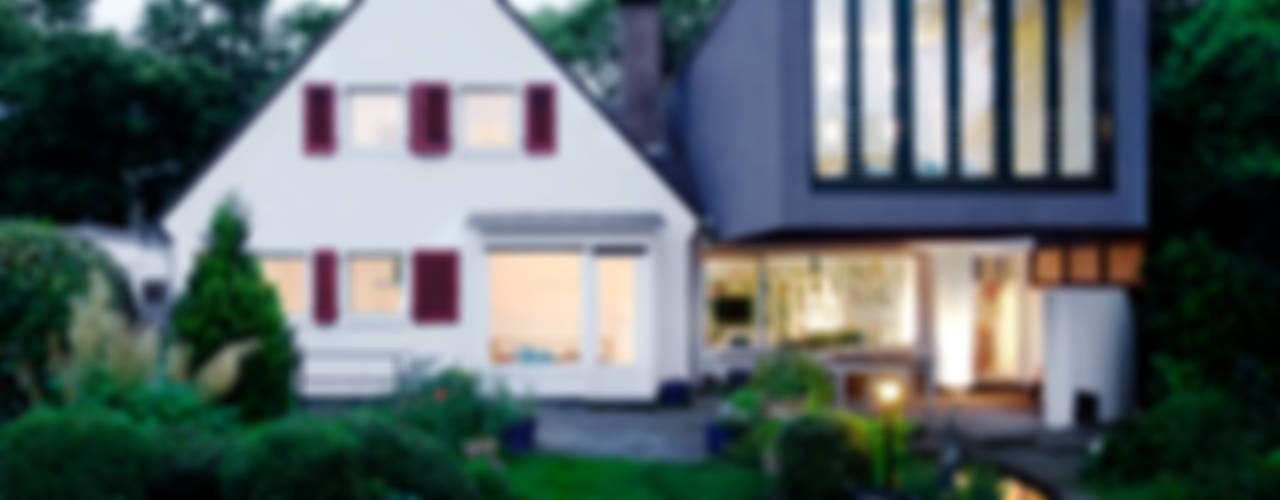 Projekty,  Domy zaprojektowane przez Oliver Keuper Architekt BDA