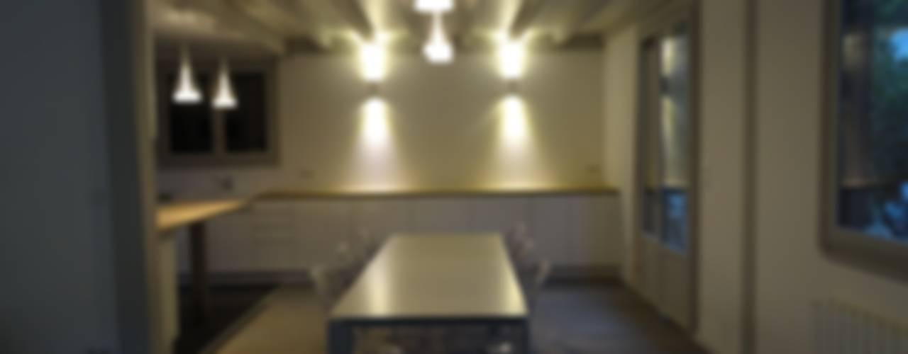 Rénovation d'une landaise par Clemence de Mierry Grangé Moderne