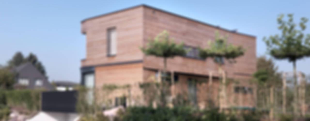 Nowoczesne domy od nimmrichter architekten ETH SIA AG Nowoczesny