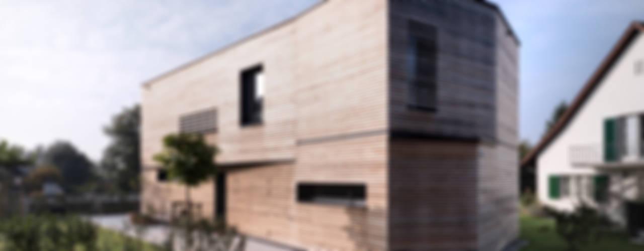 Haus S Moderne Häuser von nimmrichter architekten ETH SIA AG Modern