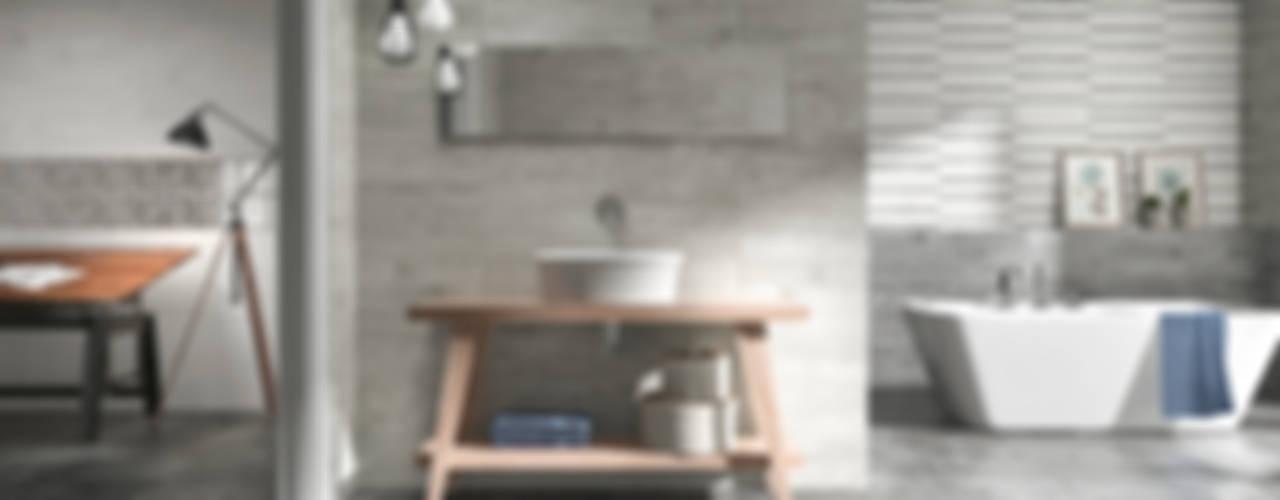 Стены и пол в стиле модерн от SANCHIS Модерн