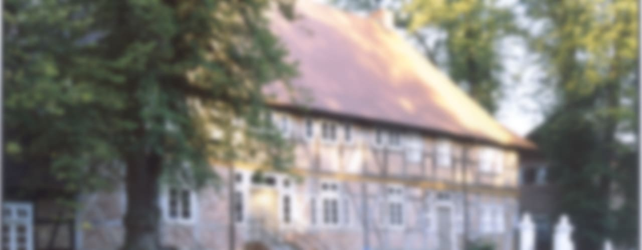 Umnutzung altes Brauhaus Landhäuser von v. Bismarck Architekt Landhaus