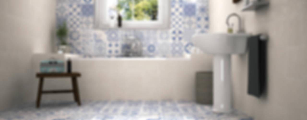 Salle de bain moderne par Gama Ceramica y Baño Moderne