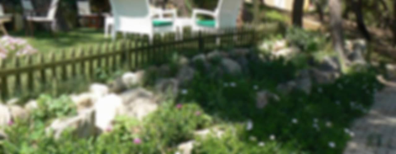 sihirli peyzaj Akdeniz Bahçe sihirlipeyzaj Akdeniz