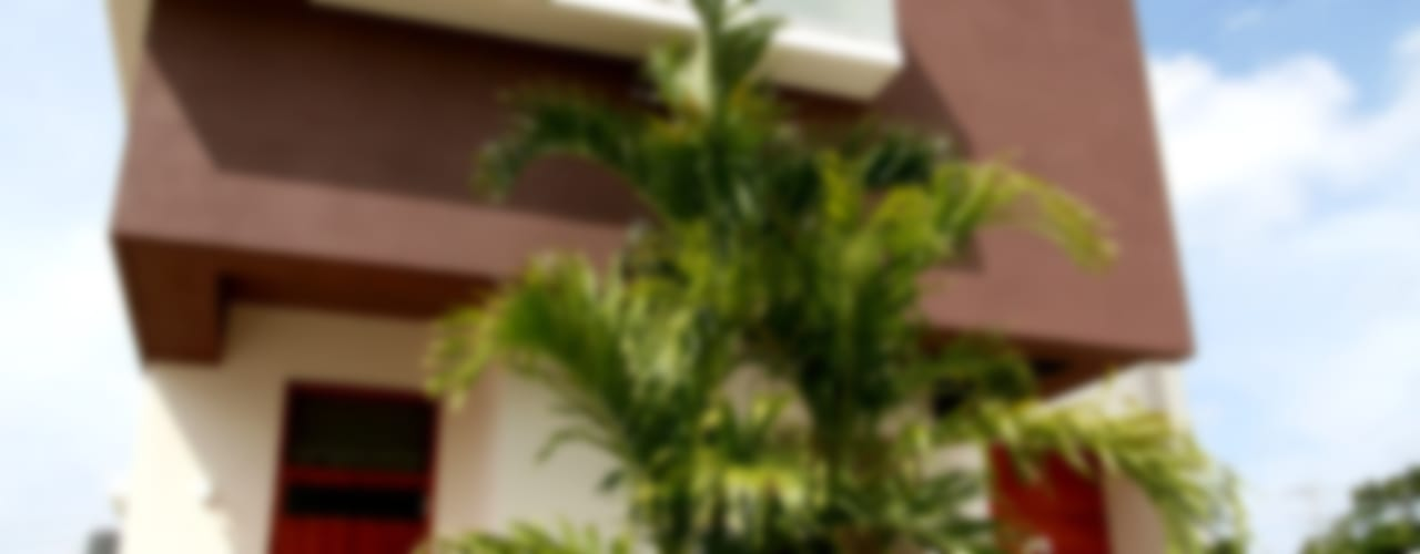 ファサード: Arms DESIGNが手掛けた家です。