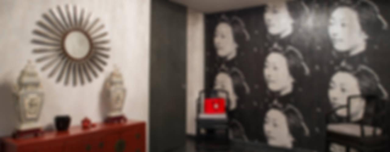 Villa:  Flur & Diele von Katia Pfau