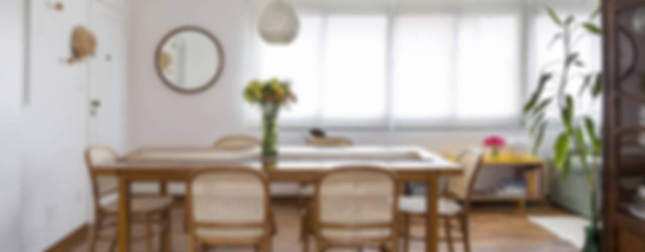 ห้องทานข้าว โดย Lucia Manzano,