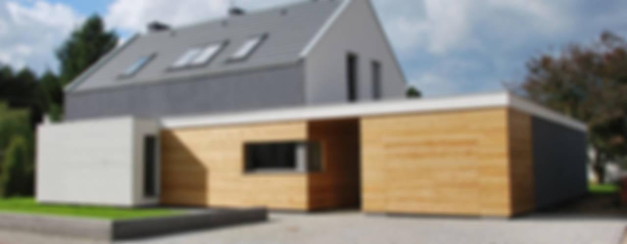 Дома в стиле модерн от Prodom Architektura i Konstrukcja Модерн