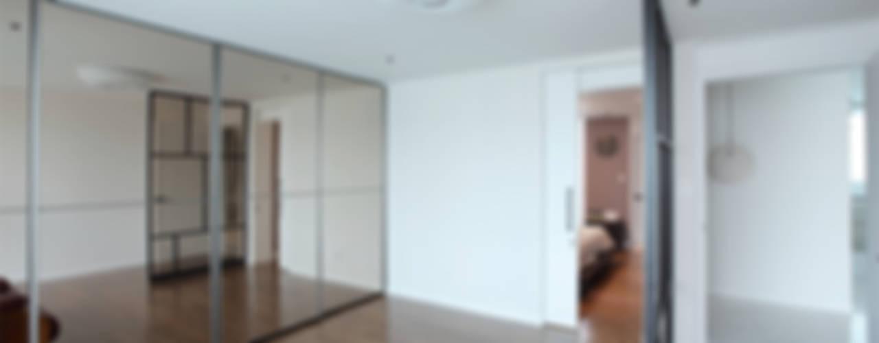 일산 강선마을 벽산아파트 58평형 모던스타일 드레싱 룸 by MID 먹줄 모던
