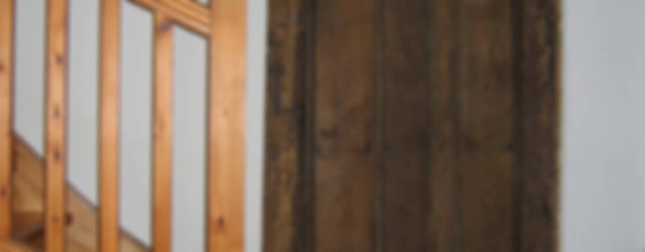 Rehabilitación de vivienda unifamiliar en Siejo, Asturias de CPETC Rural