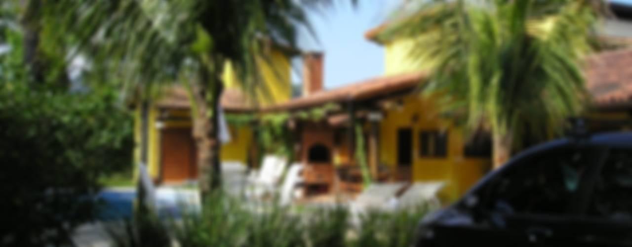Casas tropicales de Metamorfose Arquitetura e Urbanismo Tropical