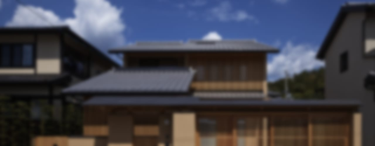 京都市Tn邸 日本家屋・アジアの家 の 空間工房 用舎行蔵 一級建築士事務所 和風