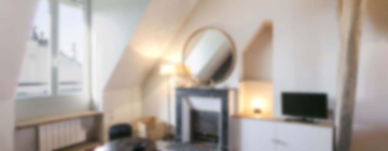 rue de rivoli 75001 PARIS Salon scandinave par cristina velani Scandinave