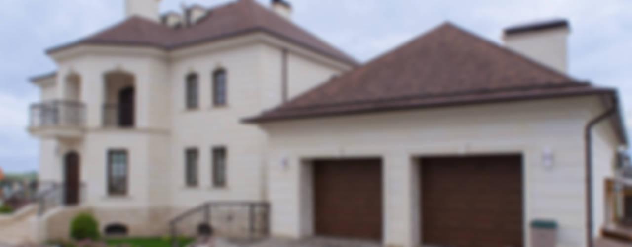 Houses by Архитектурная студия, Classic