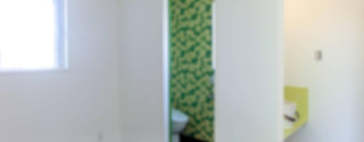 KAWAII の家 ~若い世代に贈るスマイ~: 高嶋設計事務所/恵星建設株式会社が手掛けたです。