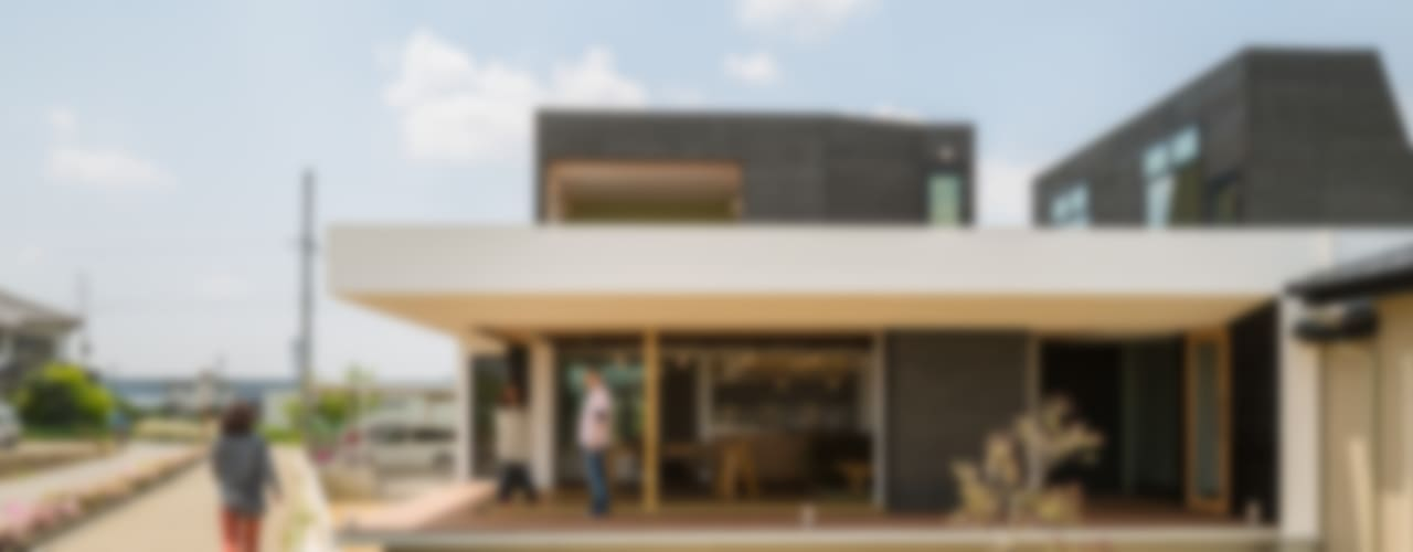 murase mitsuru atelier Maisons industrielles